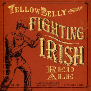 yellowbelly-fighting-irish-red-ale-label